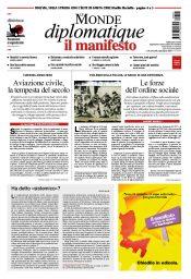 Le Monde diplomatique di luglio 2020