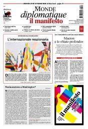 Le Monde diplomatique di settembre 2020