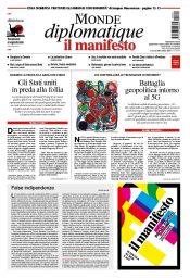 Le Monde diplomatique di ottobre 2020