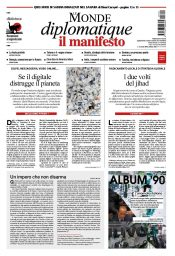 Le Monde diplomatique di ottobre 2021