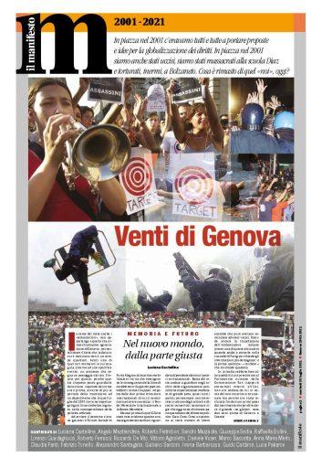 Speciale Venti di Genova