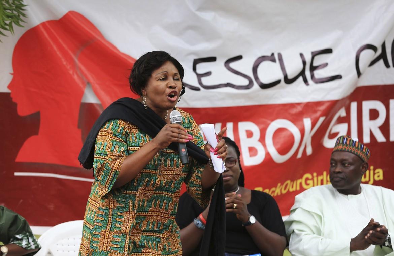Nigeria, manifestazione per le ragazze rapite