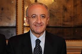 Vincenzo De Luca, candidato presidente Pd alla regione Campania