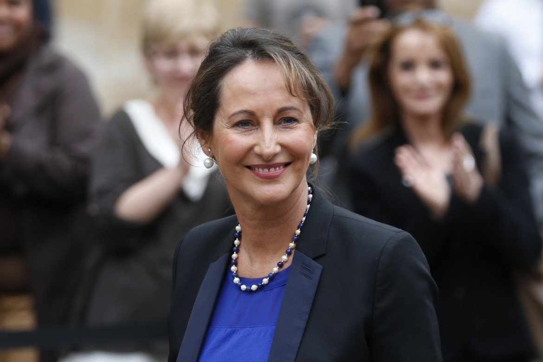 La ministra dell'ambiente francese Ségolène Royal