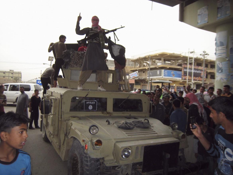 Miliziani di Al Quaeda a Falluja