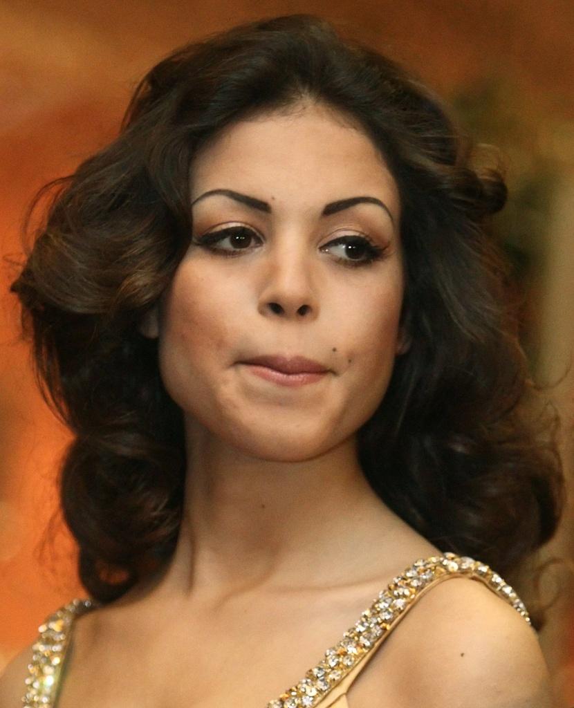 Kharima El Mharoug, meglio conosciuta come Ruby Rubacuori