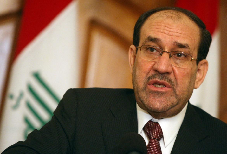 Il premier iracheno Nouri al-Maliki