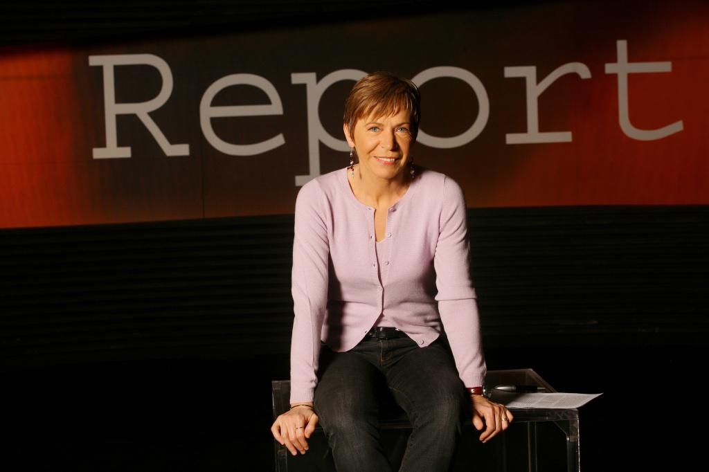 Milena Gabanelli è stata autrice e conduttrice di Report