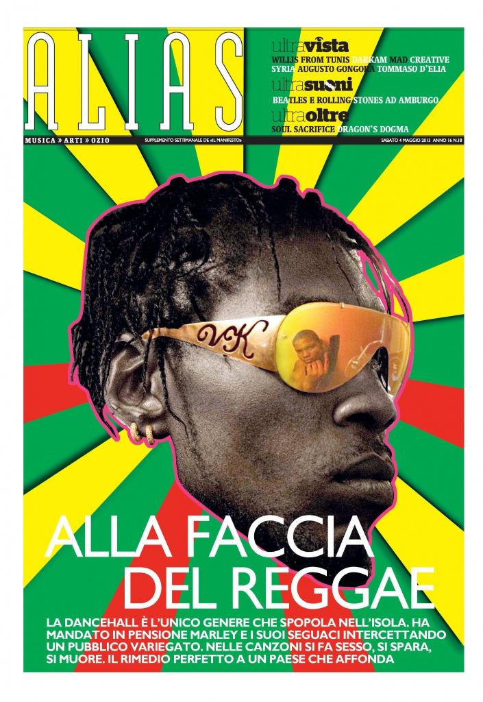 La copertina di Alias del 04.05.2013