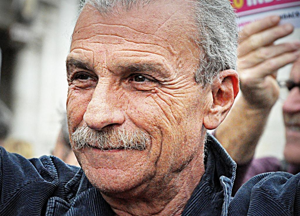 Sandro Medici, candidato al comune nella lista Sinistra per Roma