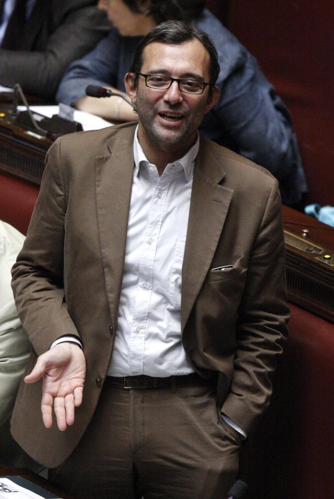 Il vicepresidente della Camera, Roberto Giachetti