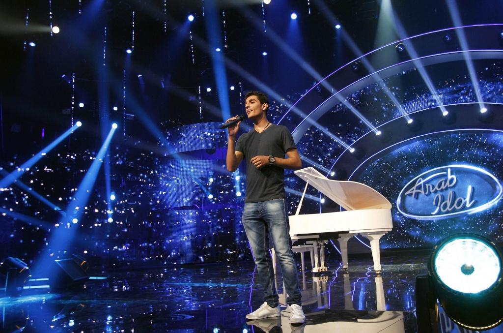 Mohammed Assaf ad Arab idol nel 2013