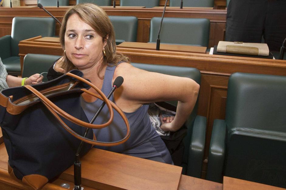 L'ex senatrice grillina Adele Gambero