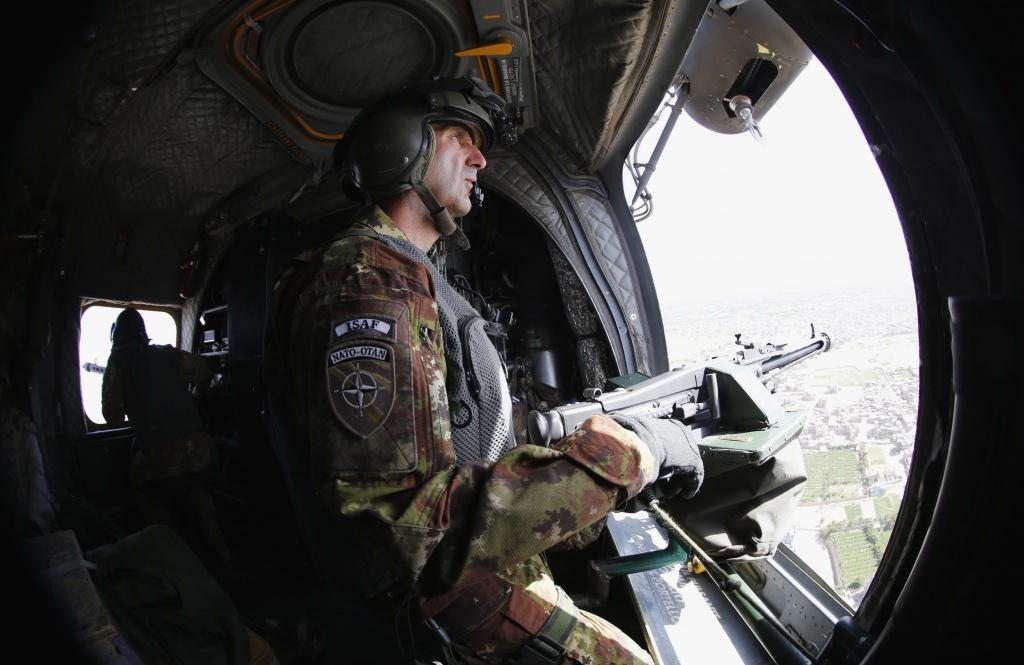 Soldati italiani a Herat