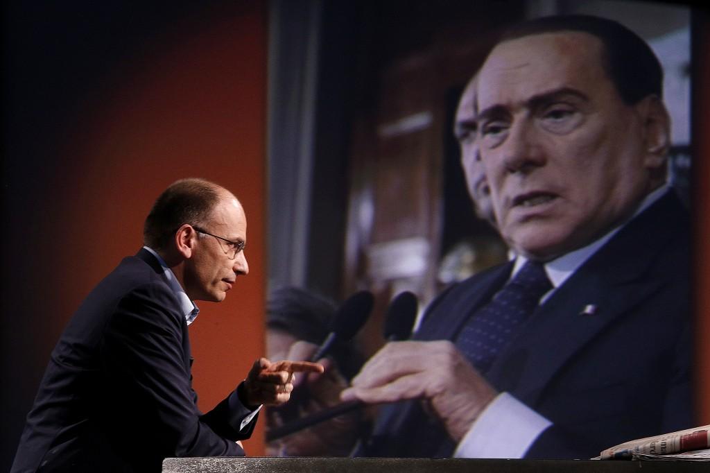 Il presidente del Consiglio Enrico Letta
