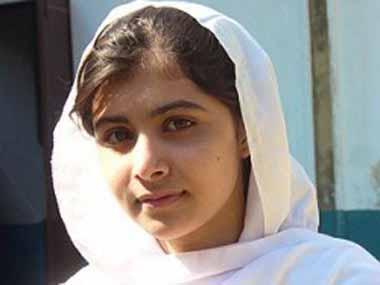 Una foto di Malala Yousafzai