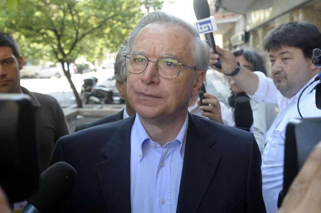 Guglielmo Epifani, segretario Pd