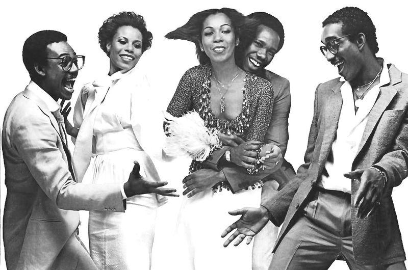 Gli Chic negli anni 70