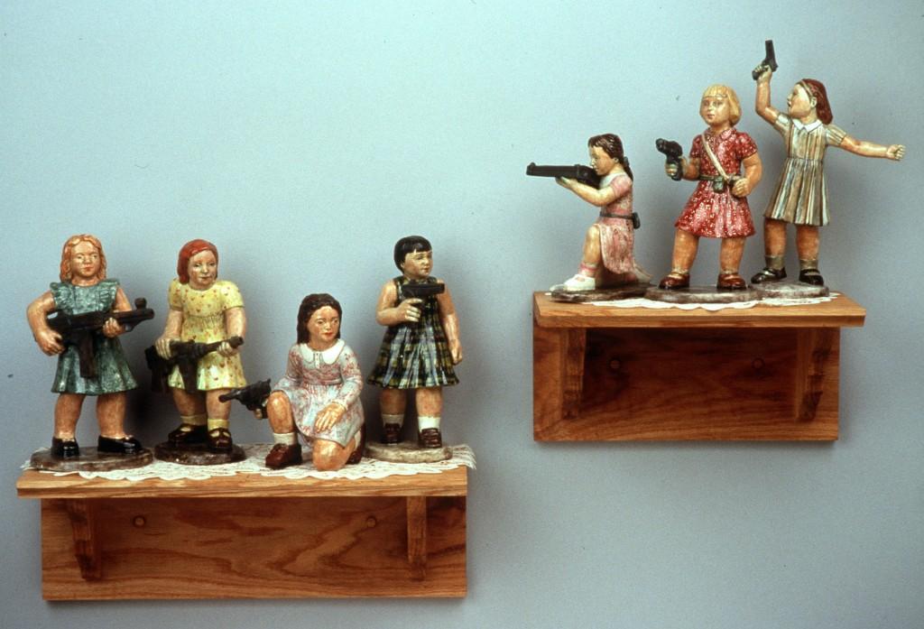 Figurine di Cynthia Cosentino