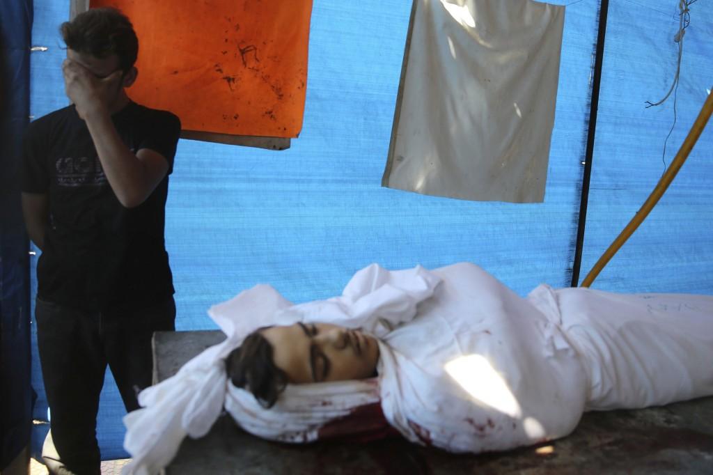 Il massacro di Ghouta
