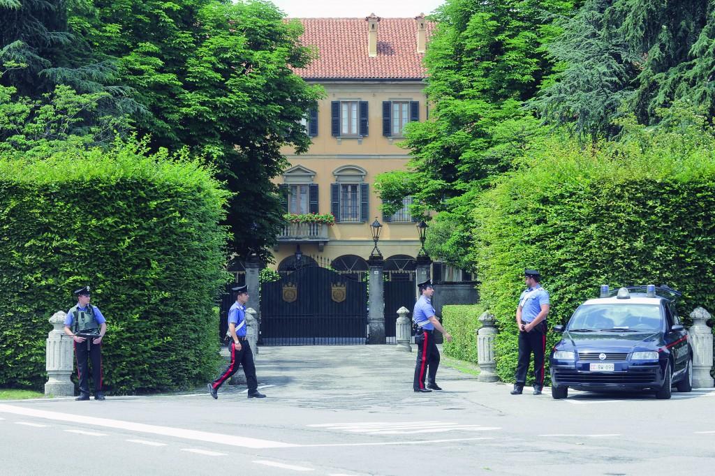 Arcore, Villa San Martino