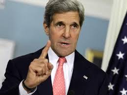 Il Segretario di Stato John Kerry