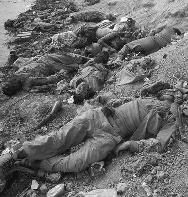 Soldati iraniani morti in battaglia