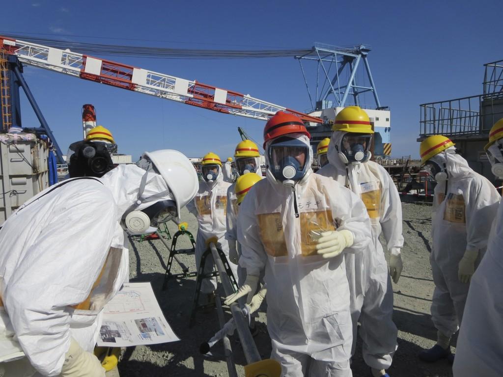 Giappone, la centrale nucleare di Fukushima