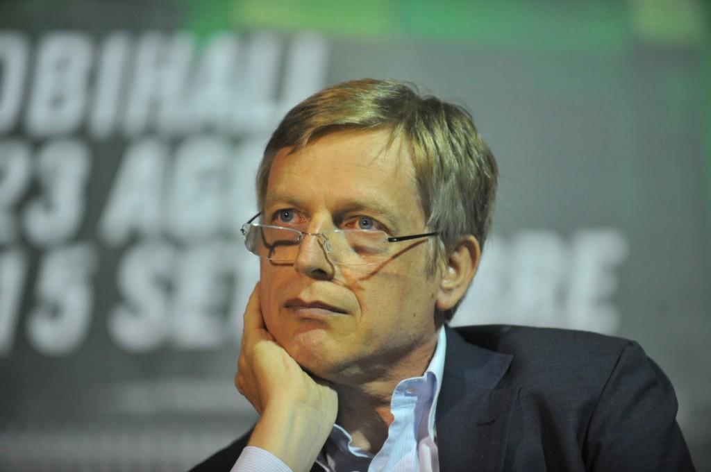 Gianni Cuperlo, deputato Pd e  ex leader della sinistra interna