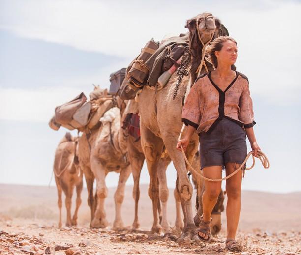 Mia Wasikowska in Tracks di John Curran