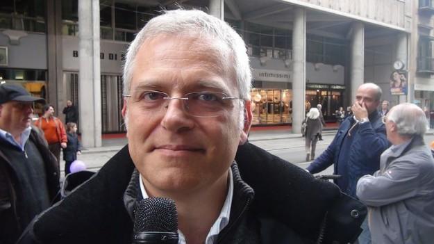 L'ex grillino Francesco Campanella