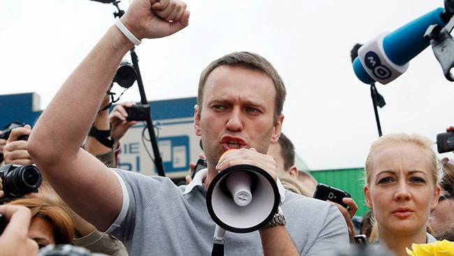 Aleksejn Naval'nyj