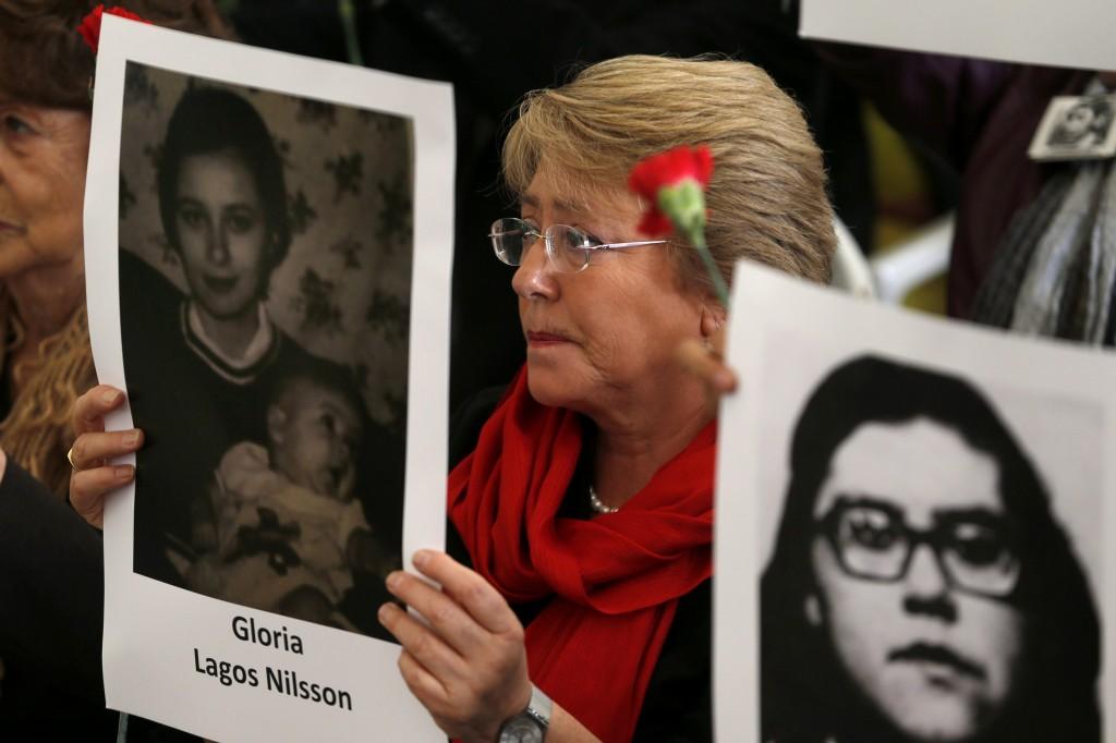 Cile, la ex presidente Michelle Bachelet, nuovamente candidata per il centrosinistra