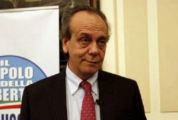 Il presidente della commissione giustizia al senato Francesco Nitto Palma