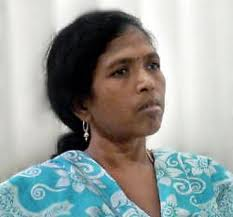L'attivista indiana Soni Sori