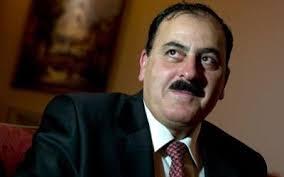 Il capo di stato maggiore dei ribelli siriani, Selim Idriss