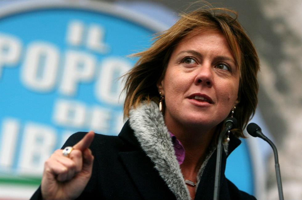 Il ministro della Salute Beatrice Lorenzin (Pdl)