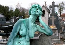 Il cimitero parigino di Père Lachaise
