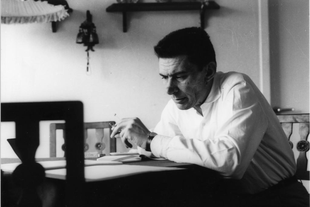 Beppe Fenoglio, Ginevra 1960