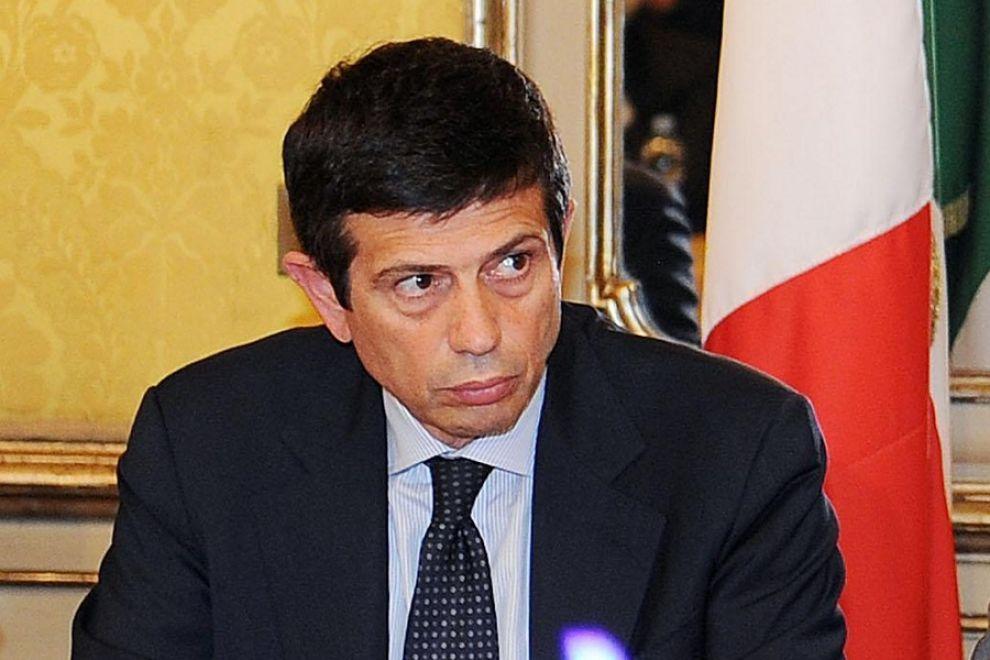 Il ministro Lupi