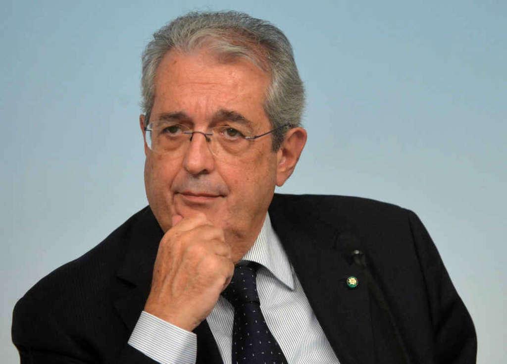 Il ministro Saccomanni