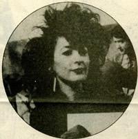 La studiosa e docente Francesca Alinovi