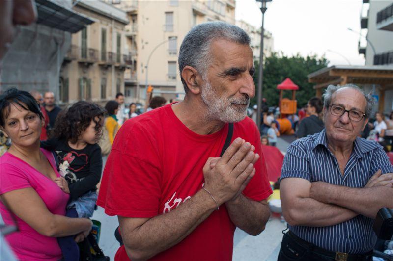 Il sindaco di Messina Renato Accorinti