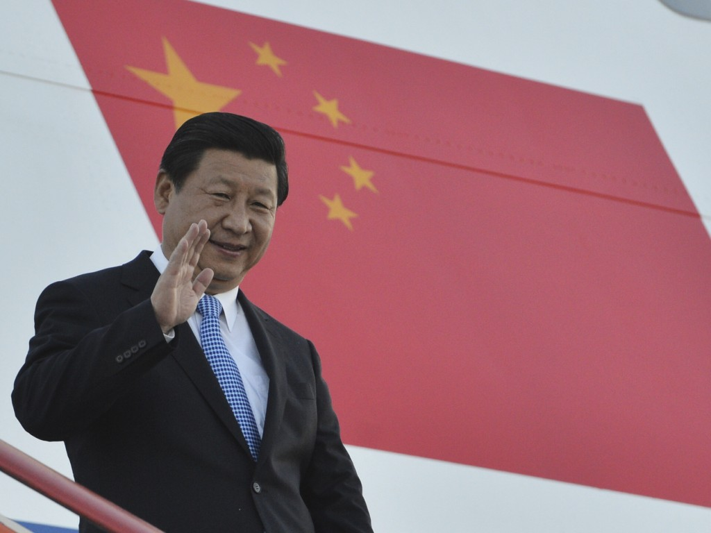 Il presidente cinese Xi Jinping