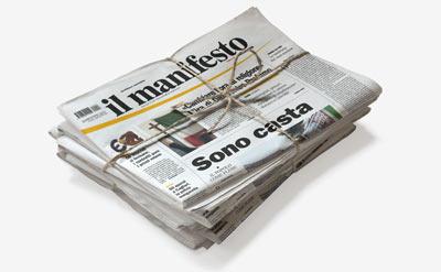 <p>Abbonamento postale solo sabato (con Alias) o solo week end (con Alias e Alias Domenica).</p>