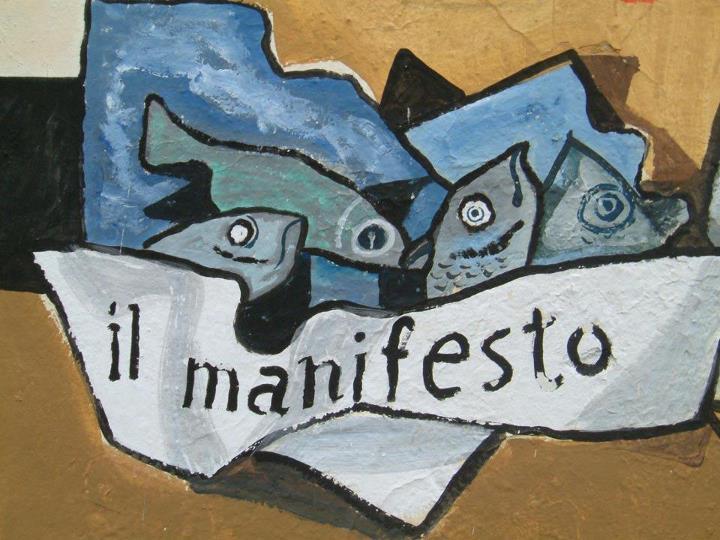 manifesto pesci