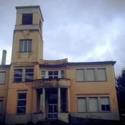 Casa del Fascio Forno Canavese