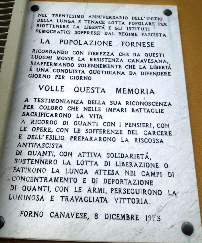 Targa Forno 2