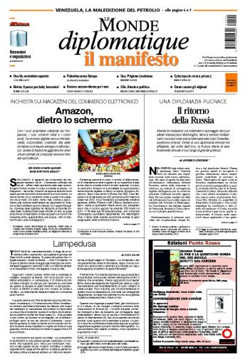 Le Monde Diplomatique novembre 2013