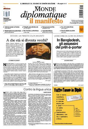 Le Monde Diplomatique giugno 2013